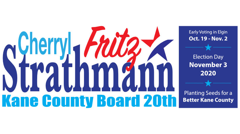 Cherryl Strathmann for Kane County Board 20th
